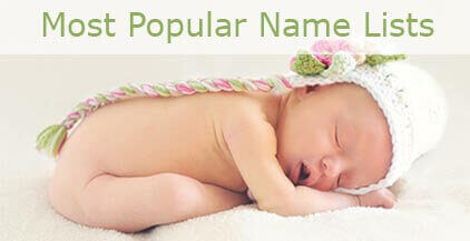 Baby Name Lists