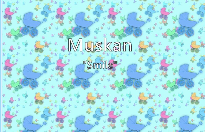 muskan what does the boy name muskan mean name image