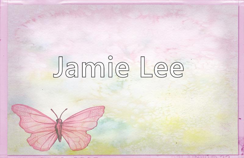 Jamie Lee - What does the girl name Jamie Lee mean? (Name Image)